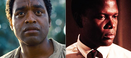 12 Years a Slave-In the Heat of the Night