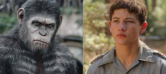 Dawn of the Planet of the Apes - Tye Sheridan