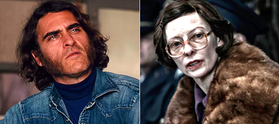 Inherent Vice/Snowpiercer