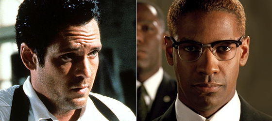 Reservoir Dogs / Malcolm X