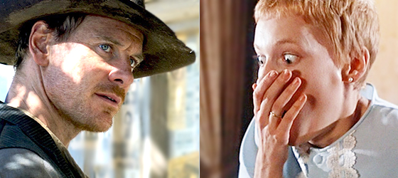 Slow West / Rosemary's Baby