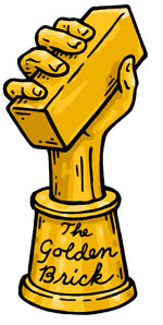 Golden-Brick-Award 150