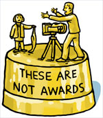 These Are Not Awards