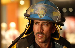 Nicolas Cage stars  in World Trade Center